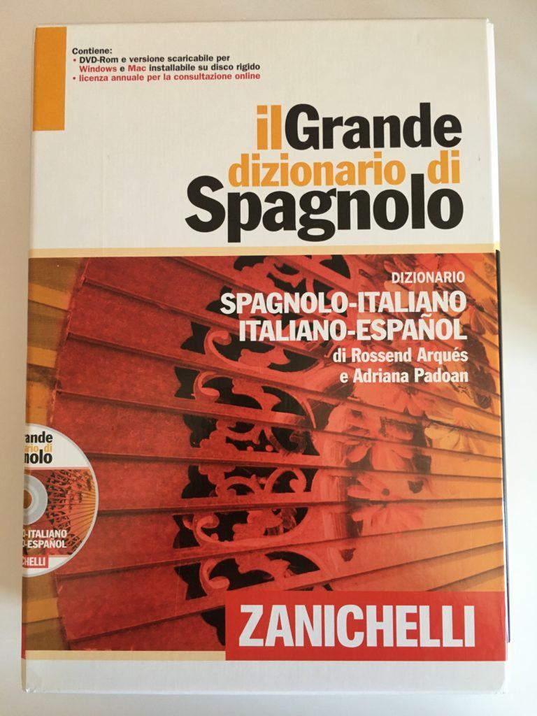 Il Grande Dizionario di Spagnolo